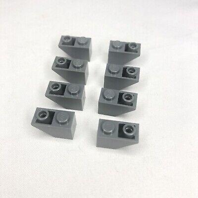 2 x 1 LEGO PART 3665 WHITE  x 18 INVERTED SLOPES 45