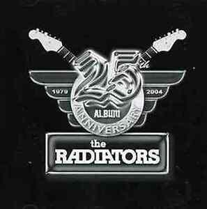 THE-RADIATORS-25th-Anniversary-Album-CD-BRAND-NEW-Best-Of-Radiology