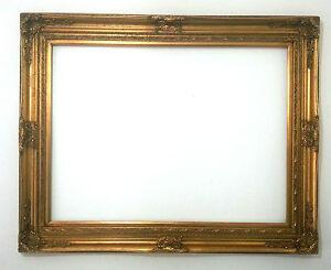 Cornice classica in legno interno 90x120 cm quadro for Cornice per quadro
