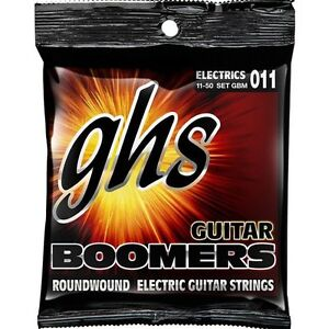 GHS GBM Guitar Boomers Electric strings 1150 - Hertfordshire, United Kingdom - GHS GBM Guitar Boomers Electric strings 1150 - Hertfordshire, United Kingdom