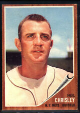 1962 Topps #308 Neil Chrisley - EX-MT *028-571