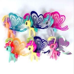random 4Pcs My Little Pony Breezies G4 Friendship Is Magic Blind Bag MLP  toy