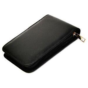 Pen-Case-Schoolbag-Pen-Pencil-Case-Leather-Case-For-12-Pen-K20-ED