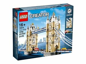 Lego Creator 10214 Tower Bridge Brücke Londres