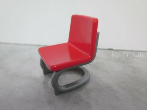 Playmobil Office Chair Red City Dollhouse