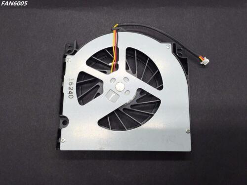 Dell XPS M2010 ATI Laptop CPU Cooling Fan DG002 MCF-J06CM05 MCF-J07CM05 DG001