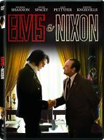 Elvis & Nixon Dvd - Kevin Spacey - Michael Shannon - Evan Peters - And