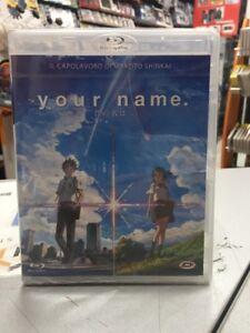 Your-Name-Makoto-Shinkai-Ita-Blu-Ray-Disc-NUOVO-SIGILLATO