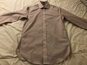 19889fe2d499 J.Crew Ludlow Stretch Two-ply Easy-care CottonDress Shirt,14H/32 ...
