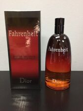 Fahrenheit by Christian Dior EDT for Men 6.8 oz - 200 ml *NEW IN SEALED BOX*