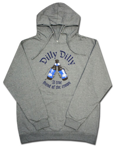 OFFICIAL DILLY DILLY NEW BUD LIGHT PULLOVER HOODED SWEATSHIRT LICENSED