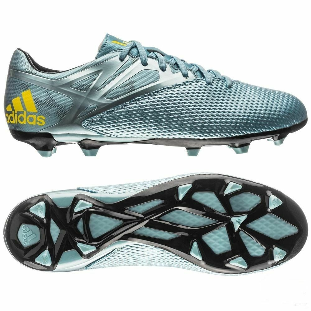 e9638333b MESSI 15.3 FG FIRM GROUND YOUTH SHOES Ice Bright Yellow Core Bla SOCCER  ADIDAS nqotss3635-Youth
