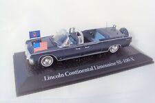 LINCOLN Continental Limousine SS 100 X JFK PR3M 1//43 norev présidentielle