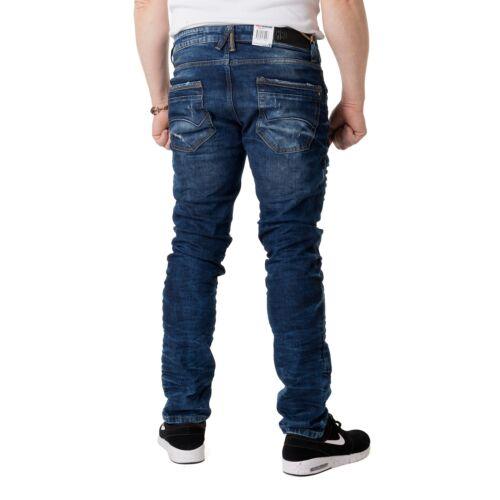 15374 Redbridge M4109 Jeans Herren Hose useddark
