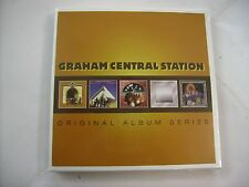 GRAHAM CENTRAL STATION - ORIGINAL ALBUM SERIES - 5CD BOXSET NEW SEALED 2013