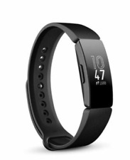 Fitbit FB412BKBK Fit Tracker, One Size (S & L bands included)