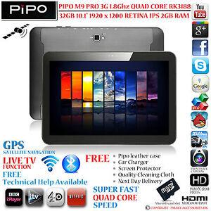 Szczegóły o PIPO MAX M9 PRO 32GB GPS 10 1