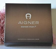 Aigner |man|2 ETIENNE AIGNER for MEN SET EDT 100ml, VERY  RARE