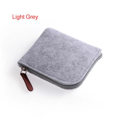 inhaber veränderung tasche frauen brieftasche wollfilz tasche kreditkarten