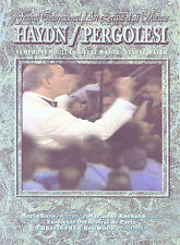 HAYDN: SYMPHONY NO. 77 IN B FLAT MAJOR / PERGOLESI: STABAT MATER - ENSEMBLE ORCH
