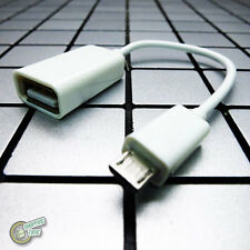 Micro USB OTG Adapter Data Cable for Samsung SM-P601 Galaxy Note 10.1 2014