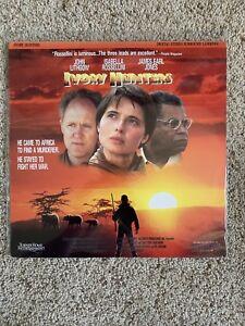 Ivory-Hunters-Laserdisc-Isabella-Rossellini-VERY-RARE
