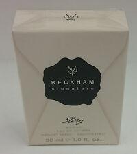 David Beckham Signature Story For Her EDT Spray 1.0oz NIB