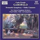 Carlo Giorgio Garofalo - : Violin Concerto; Romantic Symphony (2001)