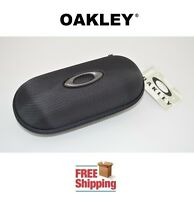 Oakley® Sunglasses Eyeglasses Large Semi Rigid Vault Storage Case Free Ship