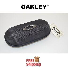OAKLEY-SUNGLASSES-EYEGLASSES-LARGE-SEMI-RIGID-VAULT-STORAGE-CASE-NEW-FREE-SHIP