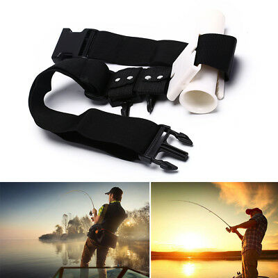 Adjustable Offshore Boat Fishing Fighting Belt Rod Waist Support Standing Up