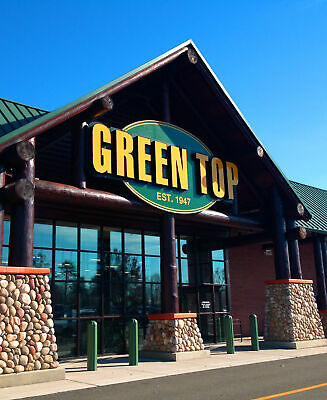 Green Top Hunt Fish