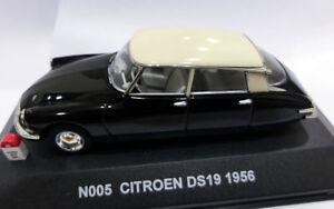 Citroen DS19 1956 escala 1/43 Nostalgie