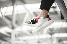 ADIDAS 93/17 UK 9.5 EQT Support BOOST Bianco / Core Nero ba7473 Ultra Turbo ROSA