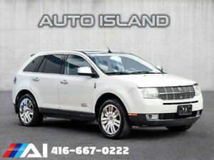 2008 Lincoln MKX AWD**LEATHER**ALLOYS