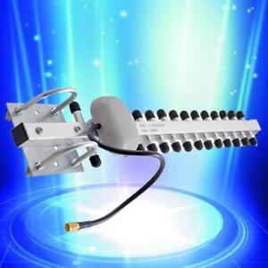 2-4GHz-20DBI-RP-SMA-Female-Pin-Yagi-Antenna-Wireless-WLAN-WiFi-Router-s