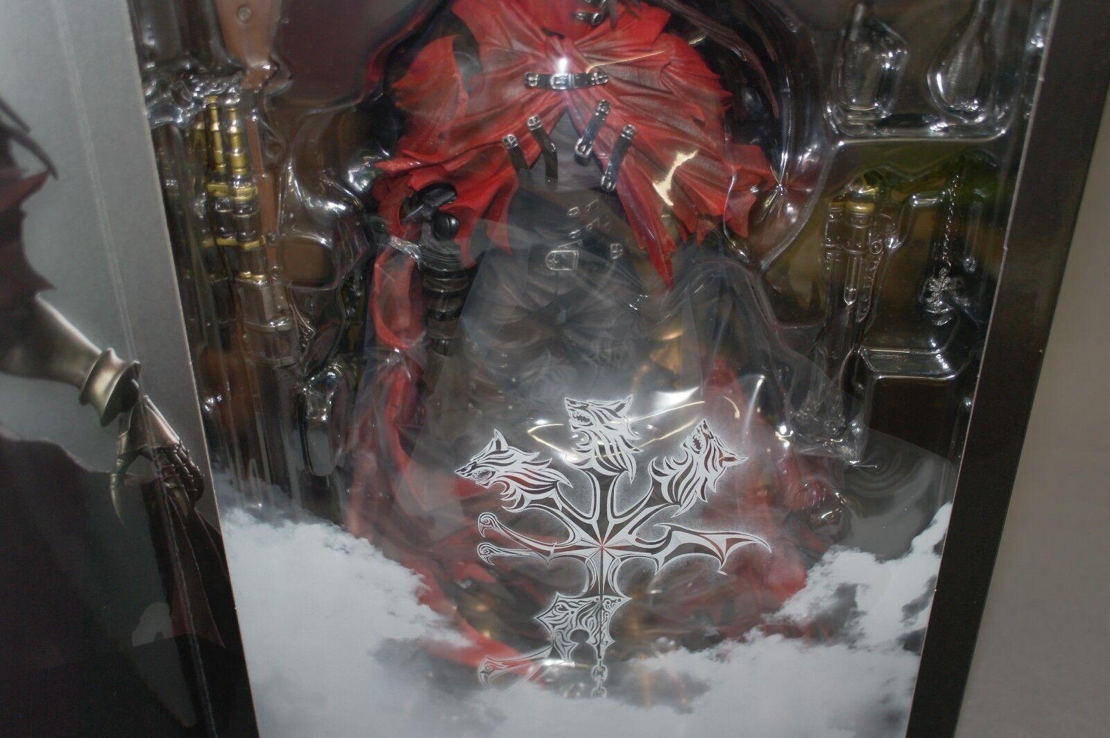 Play Arts Kai Dirge of Cerberus Final Final Final Fantasy VII Vincent Valentine Square Enix 9f0fe6