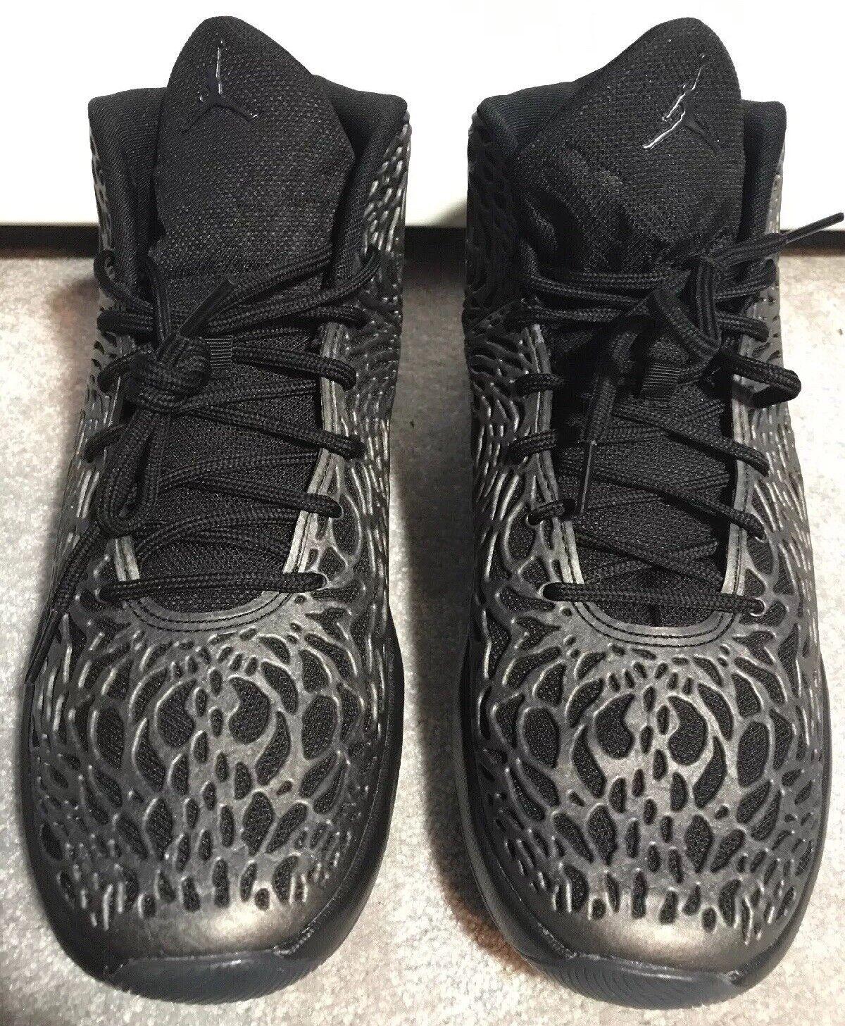 Nike Jordan Ultra Fly 834268-010 Dark Grey Mens Basketball shoes Size 11.5