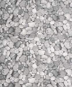 Das Bild Wird Geladen Badvorleger Aquamat Antirutsch Matte Bad  Garten Kueche Kieselsteine