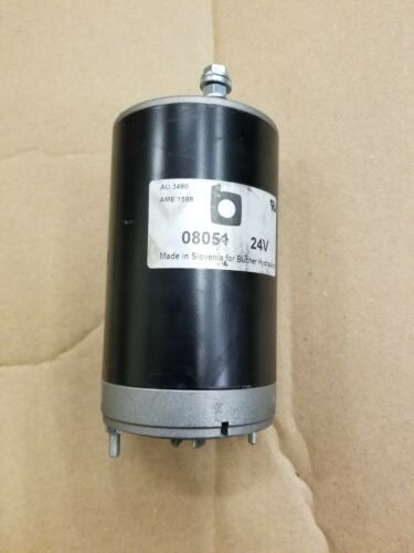 NEW BUCHER HYDRAULICS 08051 REPLACEMENT MOTOR NEW OLD STOCK