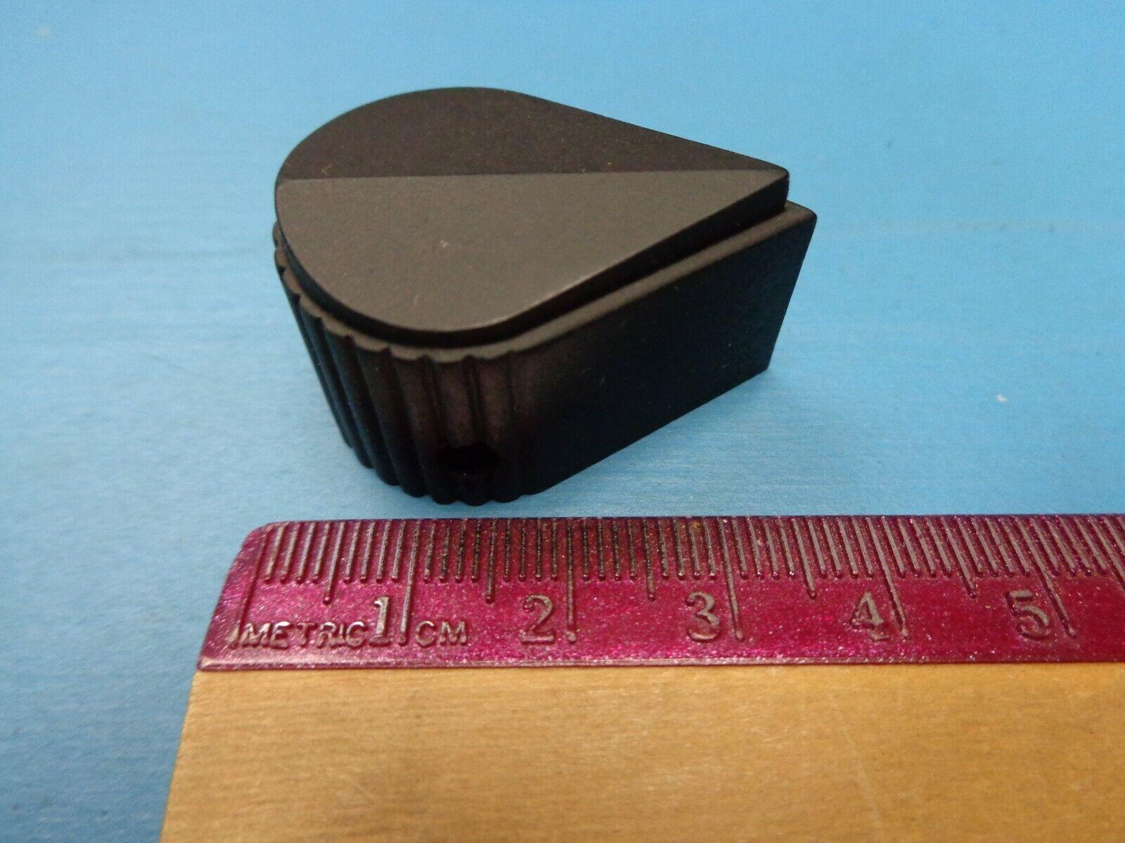 1 piece ELECTRONIC HARDWARE MS91528-1P2B POINTER BAR KNOB EHC 6.35MM