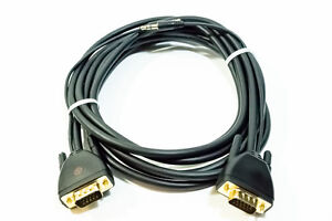 Alphaline-10ft-High-Resolution-VGA-Audio-Video-Cable