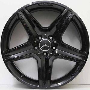 19-inch-Genuine-Mercedes-Benz-AMG-GLA-250-A-250-ALLOY-WHEELS-IN-CUSTOM-BLACK