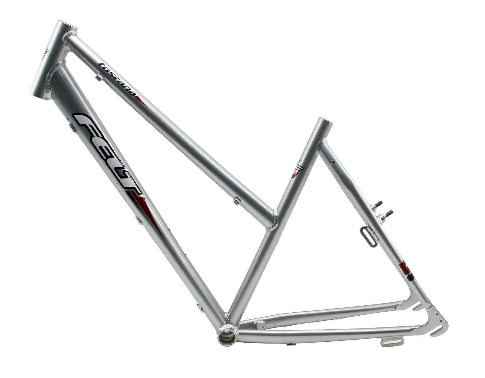 Felt Toscana Marco de Aluminio, 28  , Rh 51 cm, Concentrador de Circuito
