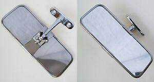 Interior Mirror with Chrome Back fits Big Healey BN1- BJ7, AC Cobra, 14B1867