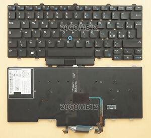 New For DELL Latitude 7490 5490 5491 5495 Keyboard Backlit Pointer US /& KOREAN