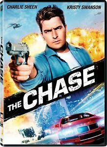 The-Chase-DVD-HD-Movie-Region-1-A-Action-Comedy-Charlie-Sheen-1994-NEW