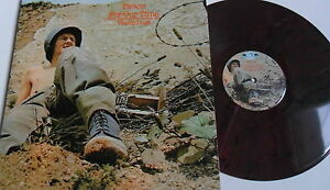 LP-WARM-DUST-Peace-For-Our-Time-Re-BROWN-VINYL-Soundvision-03505-SEALED