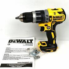 Dewalt 20v Max Brushless 12 Compact Hammer Drill Dcd796