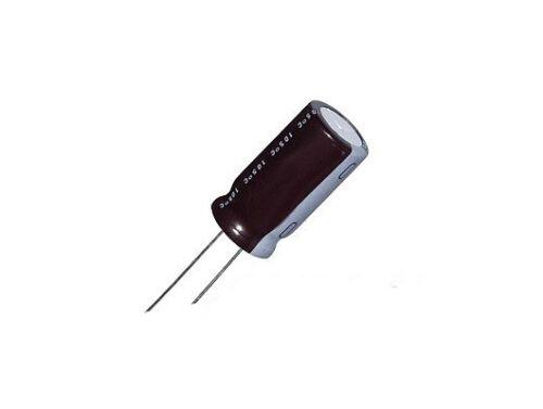 Condensateur électrolytique radial-peut être appelée valeurs 1uf 10000ufElko Capacitor